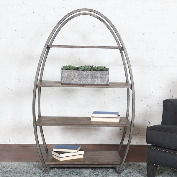 Menlo Etagere Bookcase by Gracie Oaks