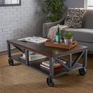 Warleigh Coffee Table with Casters