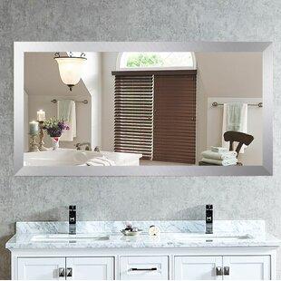 Inexpensive Maurin Vanity Mirror ByEbern Designs