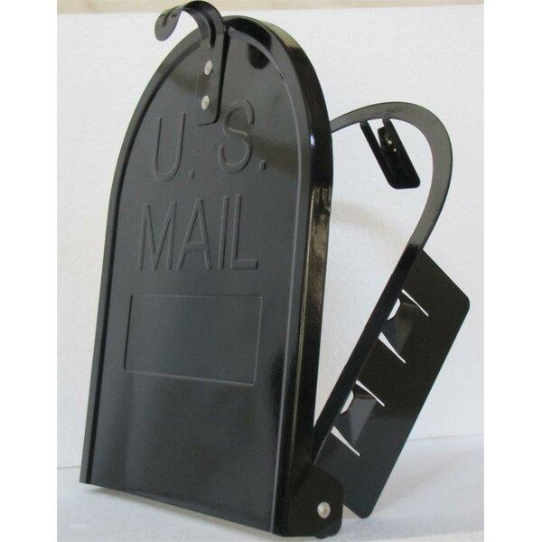 Snap-in Replacement Mailbox Door by Bayshore Retro