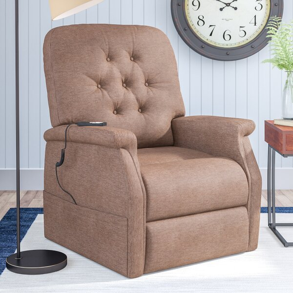 Winfield Power Lift Assist Recliner [Red Barrel Studio]