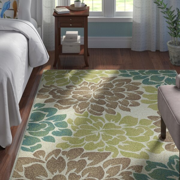 Travis Ivory Area Rug by Andover Mills