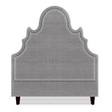 Amalie Upholstered Panel Headboard by My Chic Nest