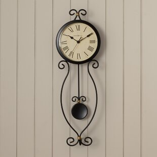 Inexpensive Ivana Wall Clock by Howard Miller®