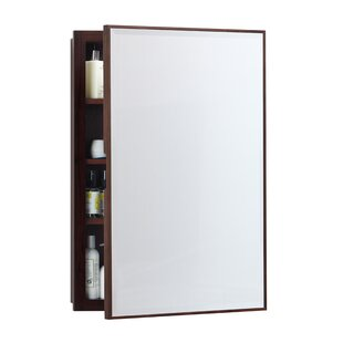 Price Check Zuri 22 x 32 Surface Mount Medicine Cabinet By Ronbow