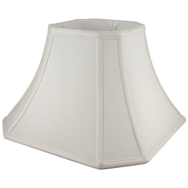 17 Faux Silk Bell Lamp Shade by American Heritage Lampshades