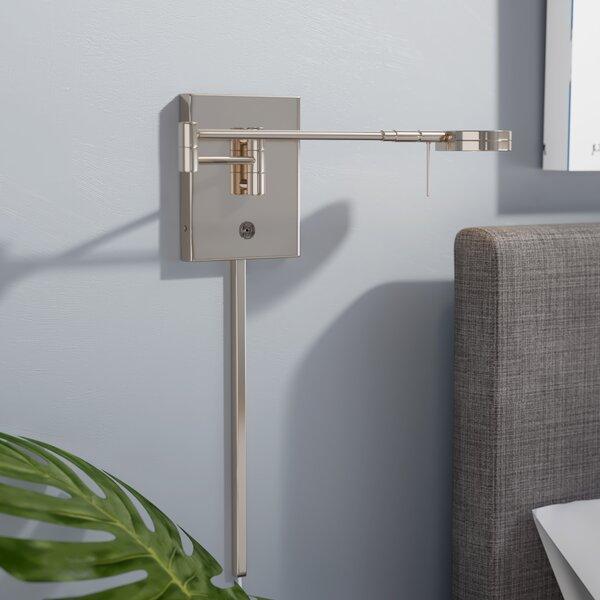 Mastrangelo Swing Arm Lamp by Brayden Studio