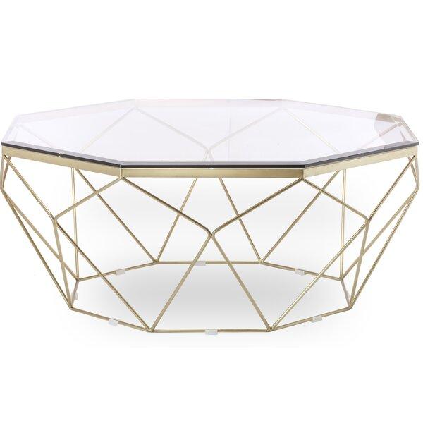 Scarlett Coffee Table By Everly Quinn