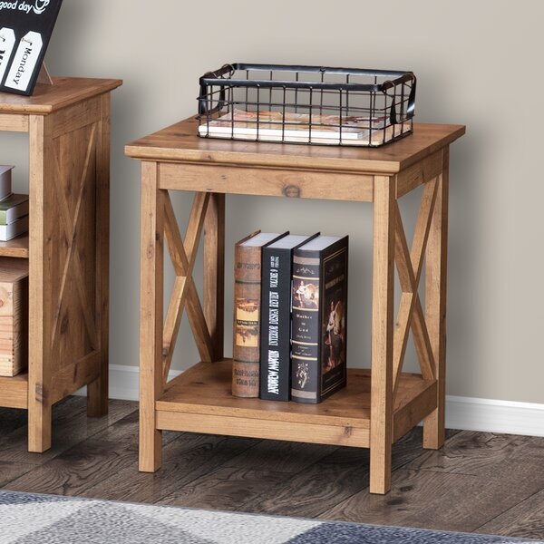 Austin End Table (Set Of 2) By Thy-Hom