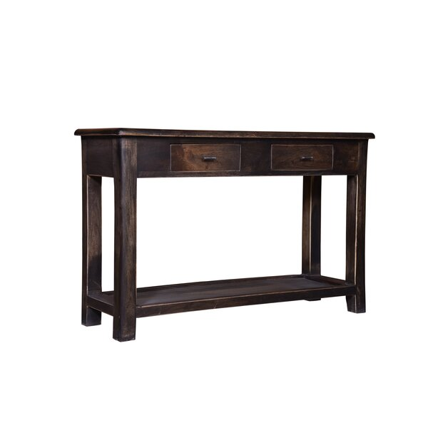 Review Jahnke 2 Drawer Console Table