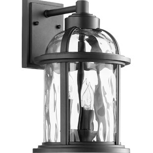 Price Check Spafford 3-Light Outdoor Wall Lantern By Darby Home Co