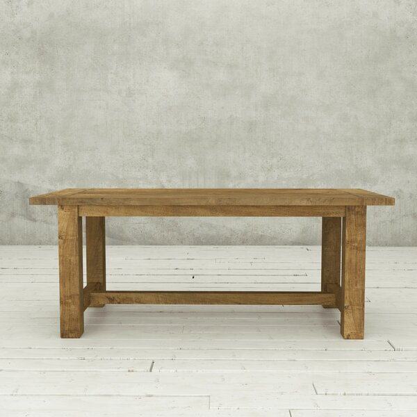 Catalonia Solid Wood Dining Table by Urban Woodcraft