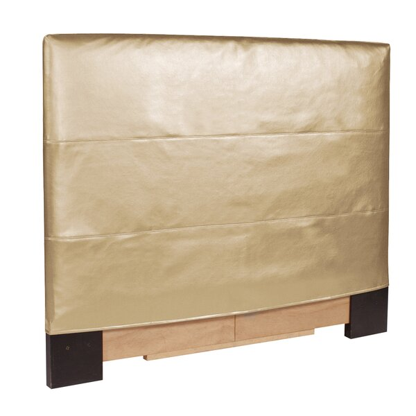 Jodie Shimmer Upholstered Panel Headboard by Latitude Run