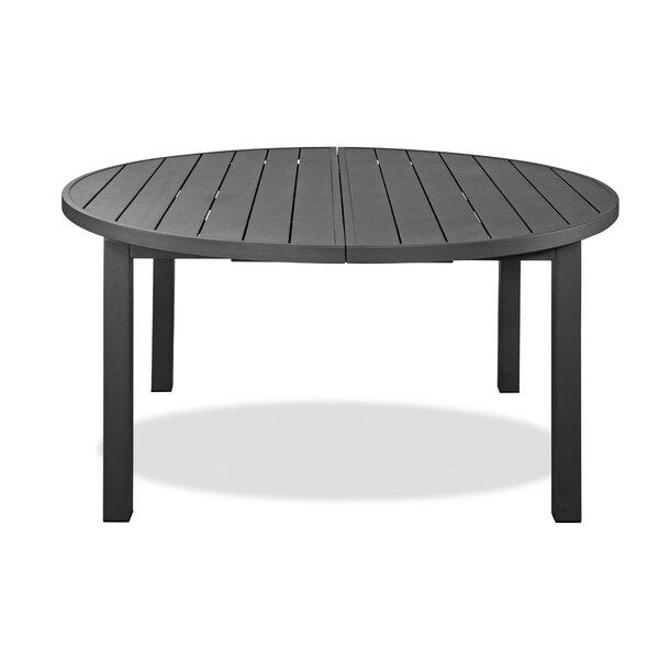 Smelley Extendable Oval Dining Table by Brayden Studio