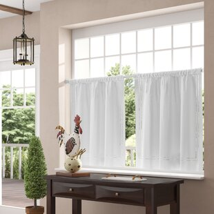 save - Christmas Kitchen Curtains