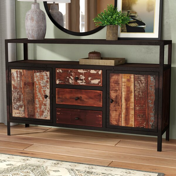 Sparks Console Table By Loon Peak