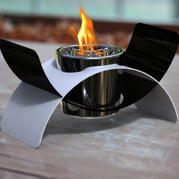 Harmony Bio-Ethanol Tabletop Fireplace by Decorpro