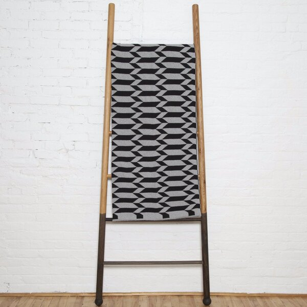 Sedillo Reversible Chevron Stripe Throw by Brayden Studio