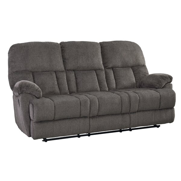 Price Decrease Chambery Reclining Sofa by Red Barrel Studio by Red Barrel Studio