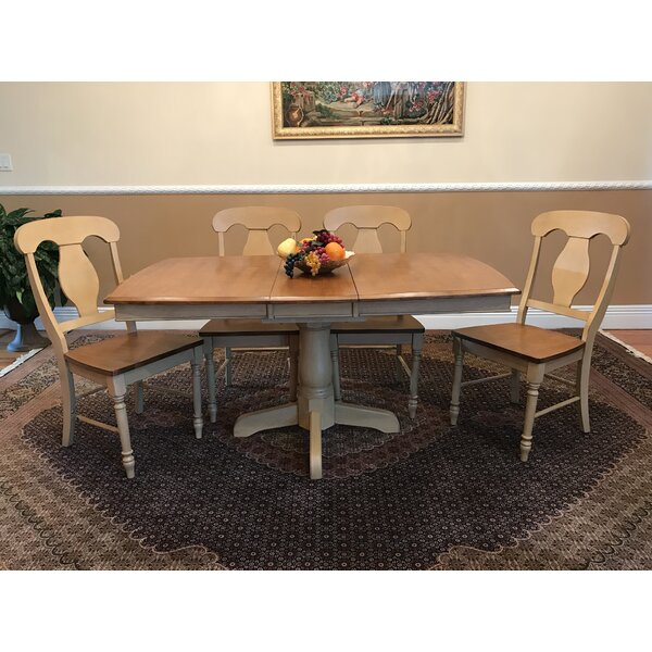 Czerwinski 5 Piece Dining Set by August Grove