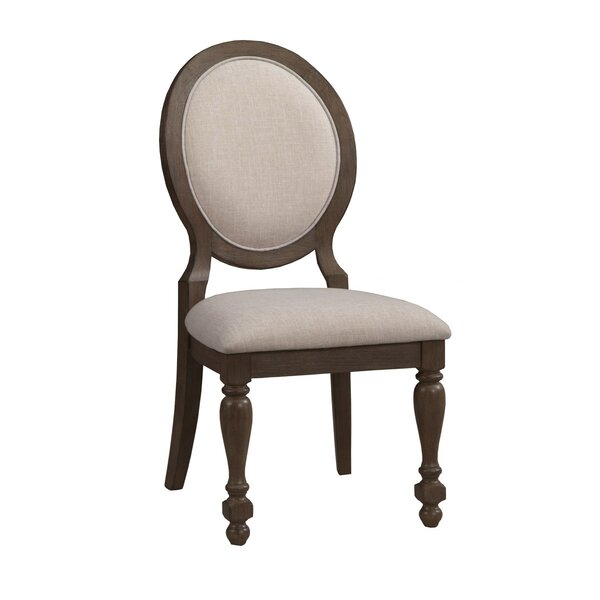 Lambdin Upholstered Dining Chair (Set of 2) by Ophelia & Co.
