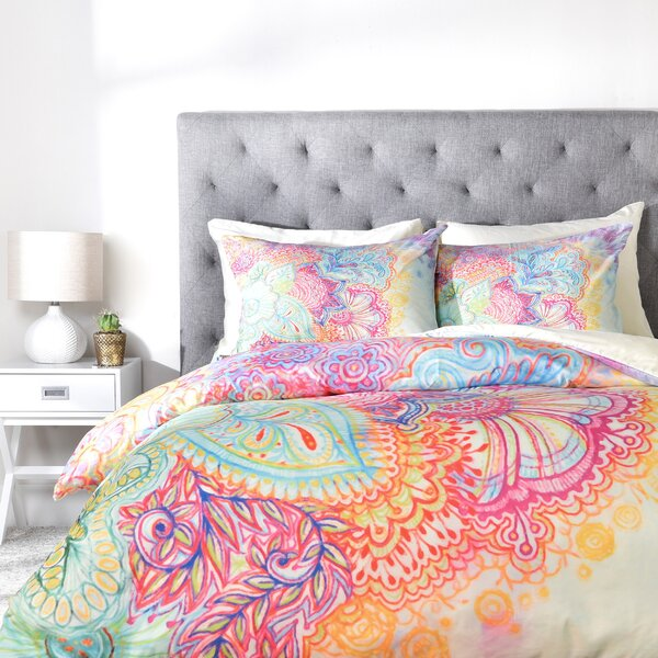 Flourish Duvet Cover by Deny Designs