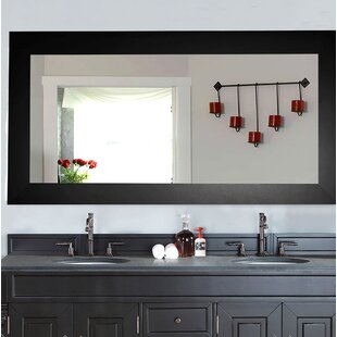 Forsythe Wide Oversized Vanity Mirror