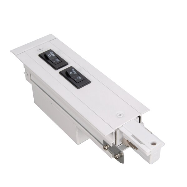 W Recessed Track Flanged Current Limiter Filter by WAC Lighting
