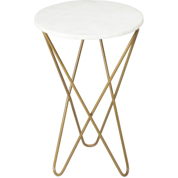Lecroy End Table by Everly Quinn