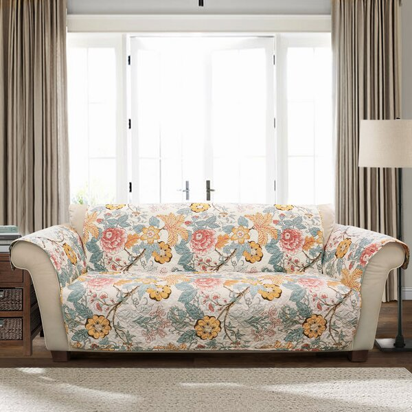 Dellaposta T-Cushion Slipcover by Red Barrel Studio