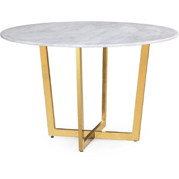 Lorrie Dining Table by Everly Quinn