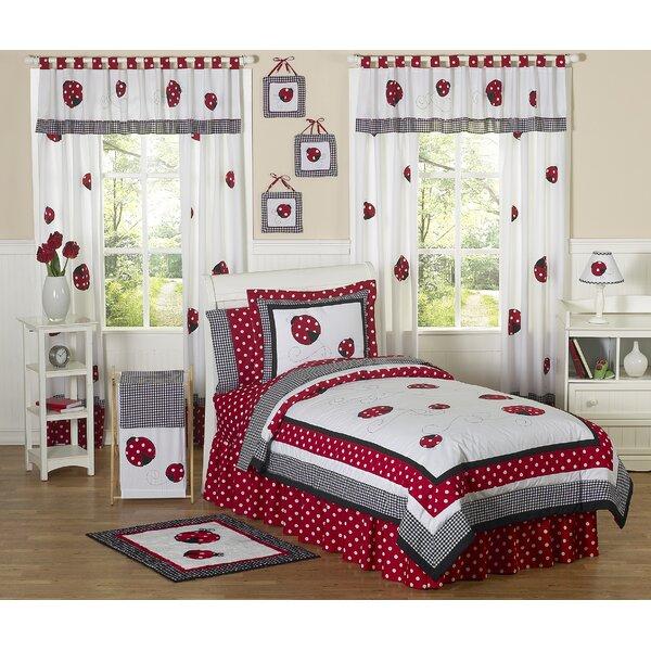 Little Ladybug Comforter Set by Sweet Jojo Designs
