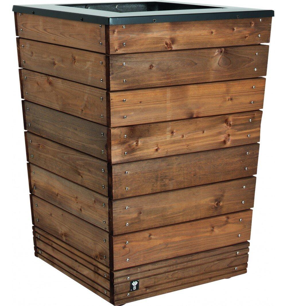 Olivia Wood Planter Box