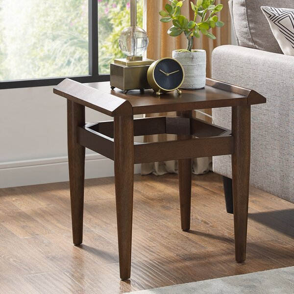 Caceres End Table by George Oliver