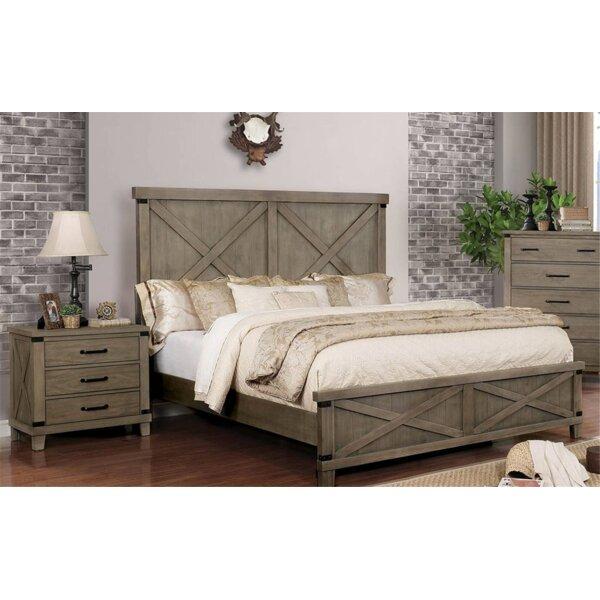 Ashly Standard Bed by Gracie Oaks