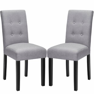 Classic Fabric Side Chair (Set of 2)