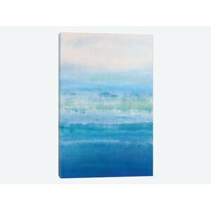 'Eventide' Print on Canvas by East Urban Home