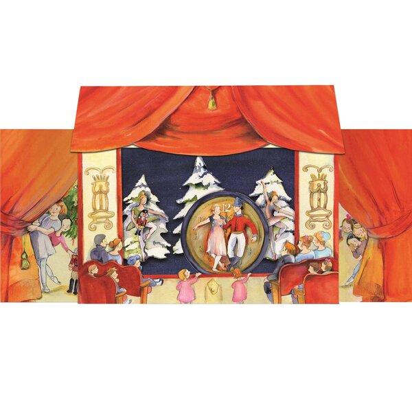 Korsch 3-D Nutcracker Suite Advent Calendar by Alexander Taron