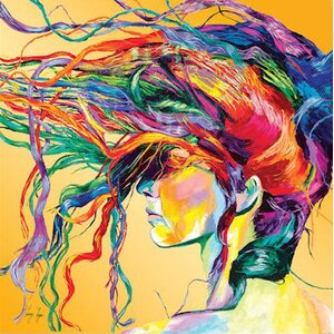 'Windswept' Painting Print on Canvas by East Urban Home
