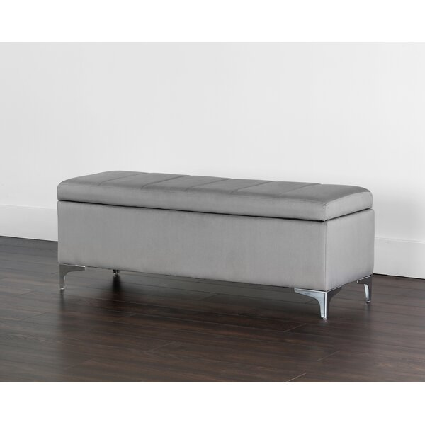 Callet Upholstered Bench by Latitude Run