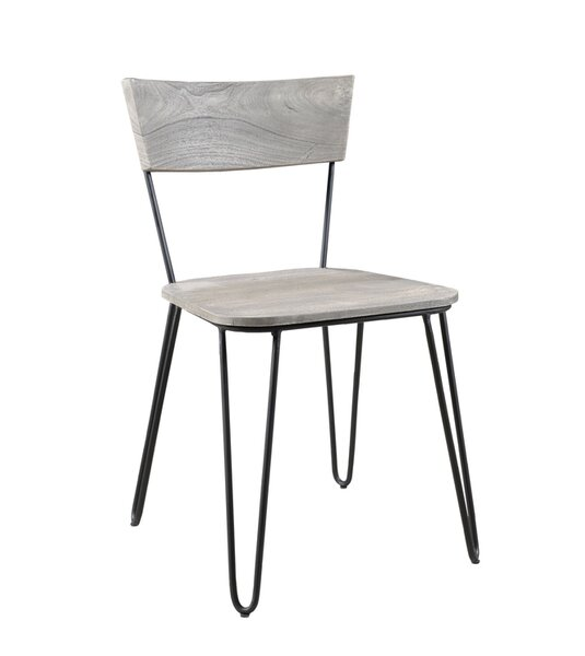 Katherine Solid Wood Dining Chair by Foundry Select