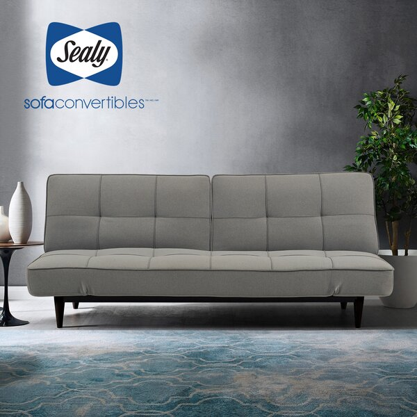 Chandler Full Split Back Convertible Sofa By Sealy Sofa Convertibles
