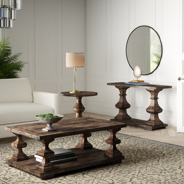 Howardwick 3 Piece Coffee Table Set By Greyleigh™