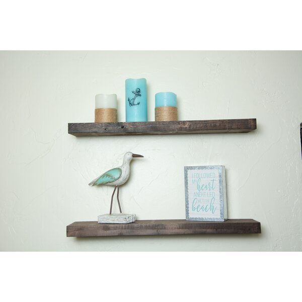Mcrae 2 Piece Wall Shelf Set by Rosecliff Heights