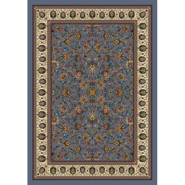 Signature Persian Palace Lapis Area Rug by Milliken
