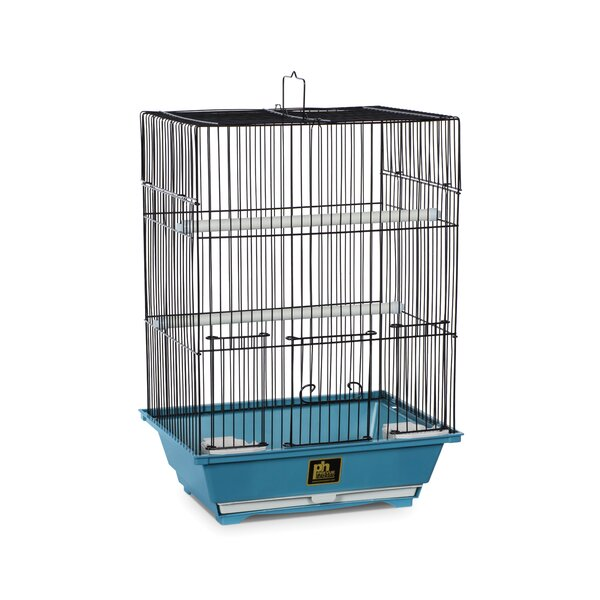 Bird Cage with Removable Tray by Prevue Hendryx