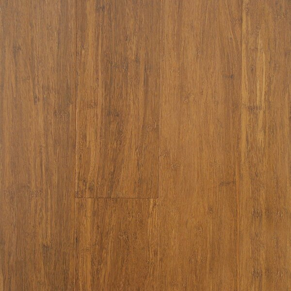 3-6/7 Solid Strandwoven Bamboo Flooring in Light Carbonized by Albero Valley
