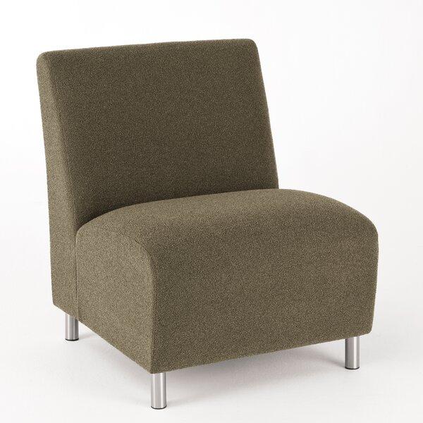 Ravenna Armless Slipper Chair by Lesro