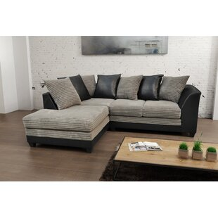 Alan Reversible Chaise Corner Sofa ...