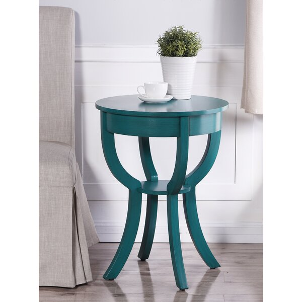 Eric End Table by Winston Porter